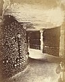 Nadar, View in the Catacombs, 1861.jpg