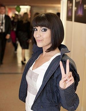 Nadine Beiler - Nadine Beiler at Eurovision