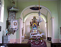 Nagyboldogasszony templom inside Grábóc.jpg