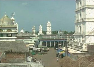 Nagapattinam district - Image: Nakur tharka