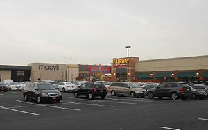 Nanuet, New York - The Shops at Nanuet shopping mall