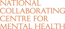 National Collaborating Centre For Mental Health Logo.png