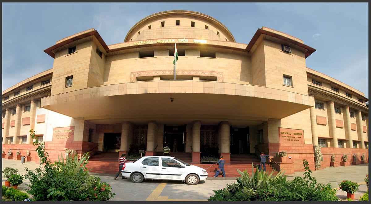 National_Museum,_New_Delhi on One Floor Houses