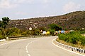 National highways of India NH 27 (old NH 76) Rajasthan Roads March 2015 e.jpg