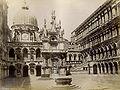 Naya, Carlo (1816-1882) - n. 062 - Venezia - Cortile del palazzo Ducale.jpg