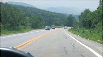 Local highways of South Korea - Image: Near Degwallyong IC Old Yeongdong Expressway