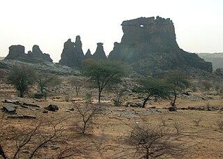 Hodh El Gharbi Region region of Mauritania