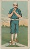 Ned Williamson, Chicago White Stockings, baseball card portrait LCCN2007680755.tif