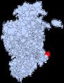 Neila mapa municipal provincia Burgos.png