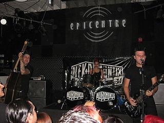 Nekromantix band