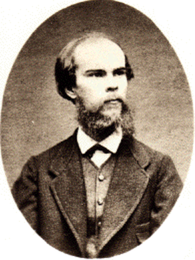 Picture of an author: Paul Verlaine