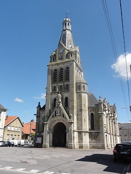 Neufchâtel-sur-Aisne (Aisne) église