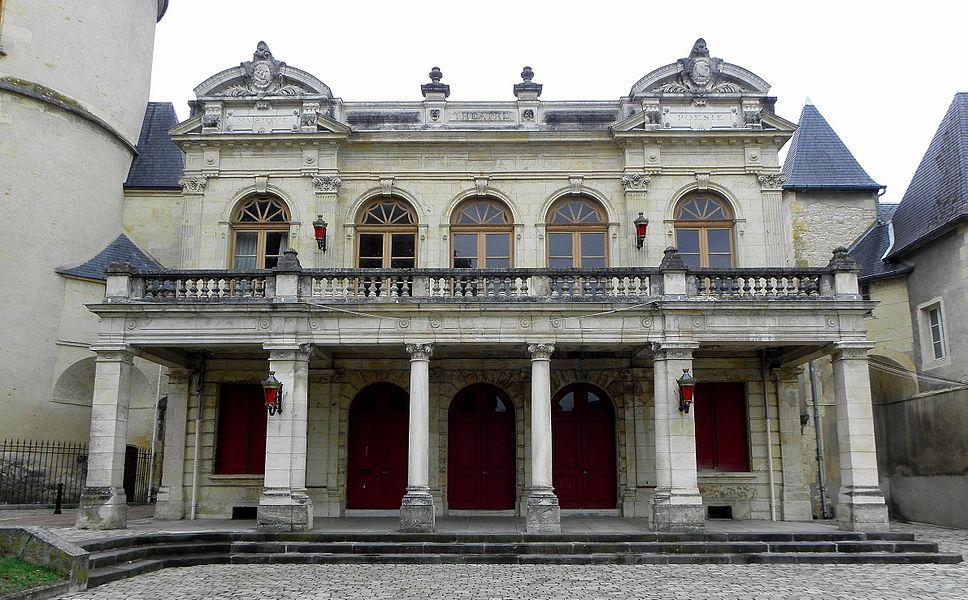 Théâtre de Nevers (58).