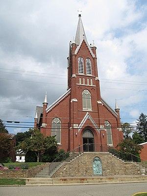 New Bethlehem, Pennsylvania - Image: New Bethlehem, Pennsylvania (8483233756)