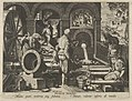 New Inventions of Modern Times -Nova Reperta-, The Invention of Gunpowder, plate 3 MET DP841123.jpg