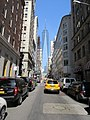 New York - Fulton Street with Taxi.jpg