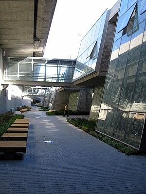 University of Haifa - Library of the university.