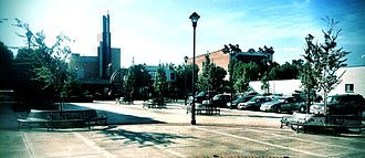Newman, California - Newman Plaza