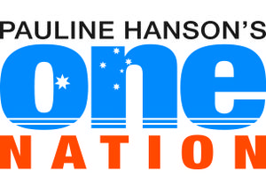 Pauline Hanson's One Nation - Image: Newonenationlogo 1