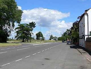 Newtown Unthank Human settlement in England
