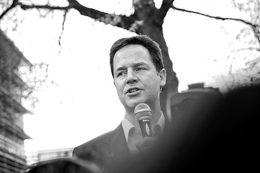 Nick Clegg De Montfort