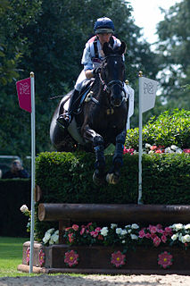 Nicola Wilson British equestrian