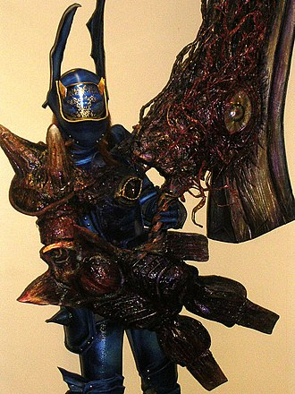 Soulcalibur - A cosplay of Nightmare wielding Soul Edge at Ohayocon 2006
