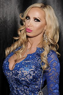 Nikki Benz Ukrainian/Canadian pornographic actress