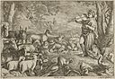 Nikolaus van Hoy and Jan van Ossenbeeck - Orpheus Charming the Animals SVK-SNG.G 11965-156.jpg