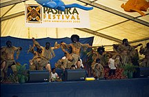 Niue-Culture-Niuean dancing