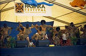 Niuean dancing