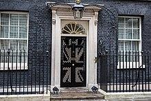 10 Downing Street - Wikipedia on