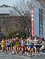 Nobeoka Nishinippon Marathon 2011 01.JPG
