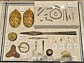 Nordic Museum - objects of adornment, etc., case 1 - 01.jpg