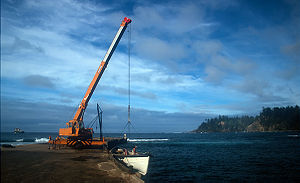 Kingston, Norfolk Island - Image: Norfolk Island jetty
