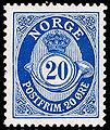 Norgeposthorn20ore1910.jpg