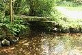 North Bovey, clapper bridge - geograph.org.uk - 2475234.jpg