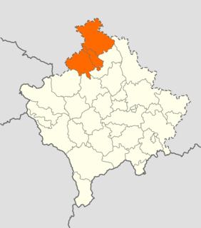 North Kosovo Geographical region in Kosovo