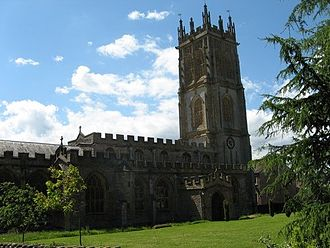 North Petherton - Image: North Petherton church