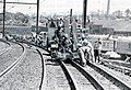 Northeast Corridor Improvement Project track work, April 1979.jpg