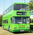 Nu-Venture bus L350 (J350 XET) 1991 Leyland Olympian Alexander RL, Showbus 2009.jpg