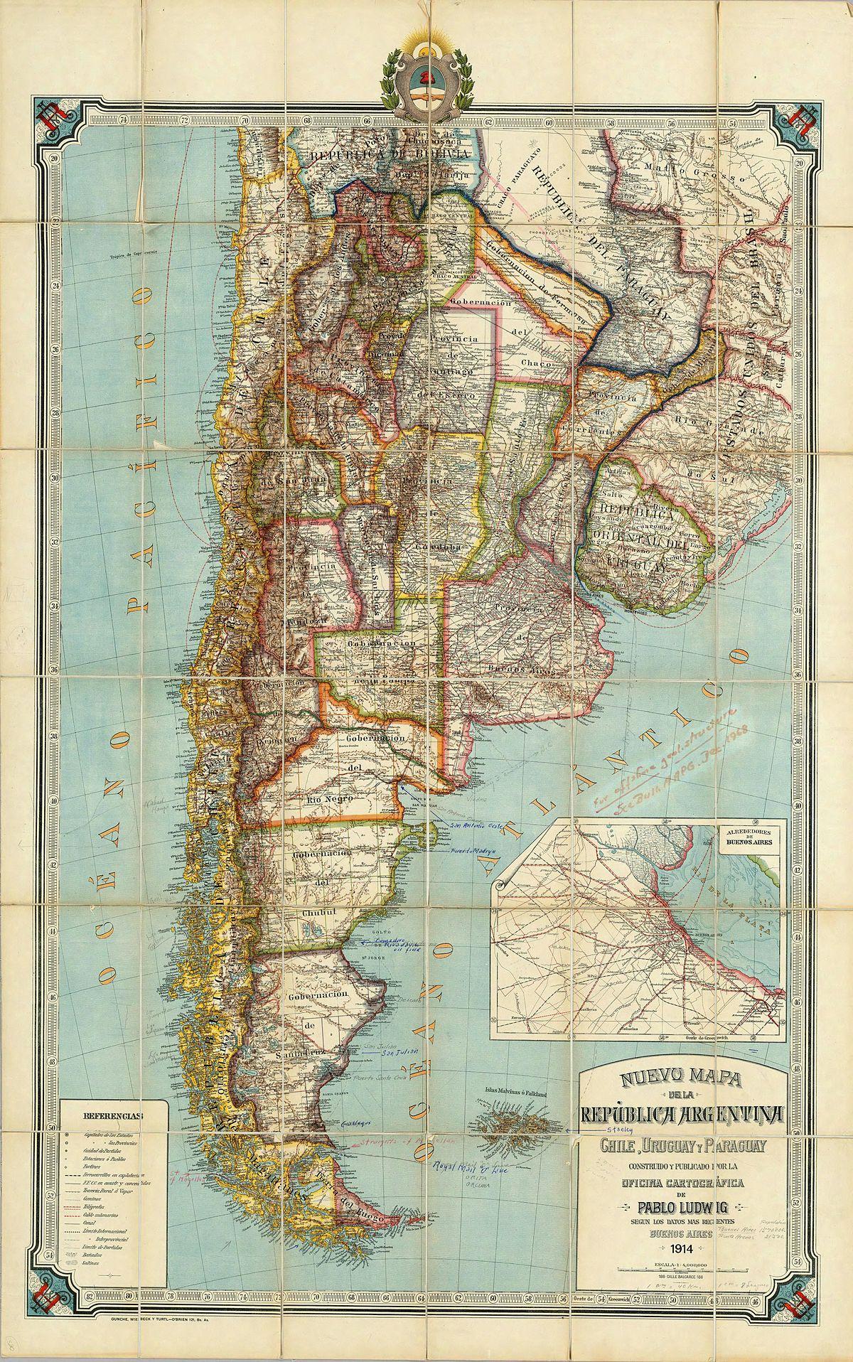 ad1e8ac4f Primeras presidencias radicales (Argentina) - Wikipedia, la enciclopedia  libre