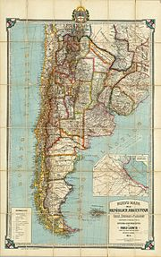 File:Nuevo mapa de la Republica Argentina (1914).jpg nuevo mapa de la republica argentina