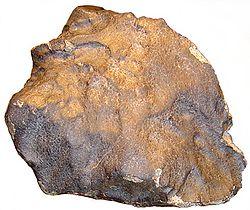Chondrite ordinaire trouvée au Maroc