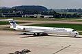 OH-LMN 2 MD-82 Finnair ZRH 31AUG98 (6774006896).jpg