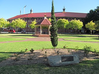 Norwood Oval - Image: OIC norwood oval 1