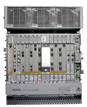 Ciena Optical Multiservice Edge 6500