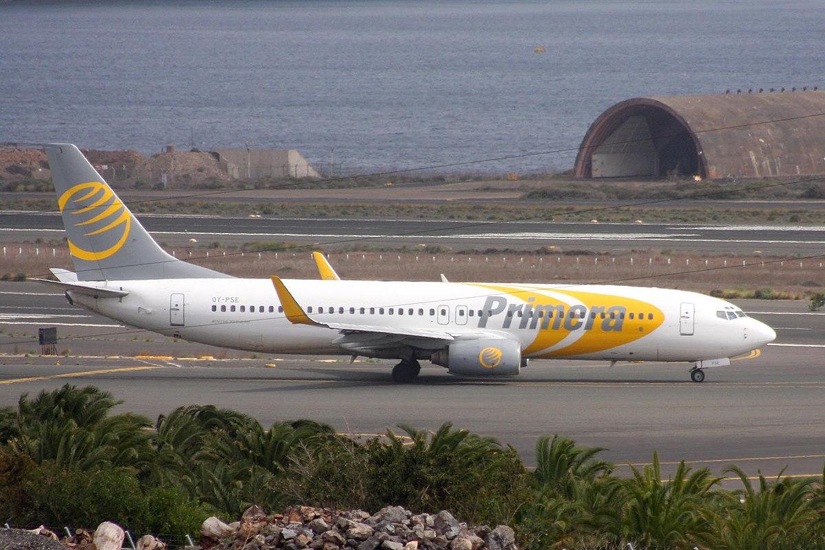 Travel Air Q Biplane
