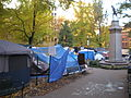 Occupy Portland November 9 tarps.jpg
