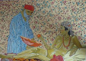 What does odalisque mean